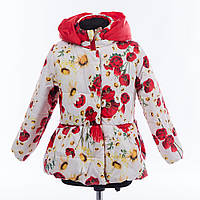 Куртка детская весна осень для девочки