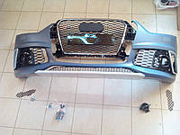 Передний бампер Audi Q3
