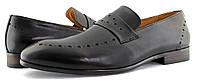 Мужские весенние туфли Ample, перфорированные. Натуральная кожа., фото 1