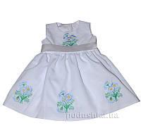 Платье для девочки Ромашки Деньчик 1077 92