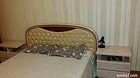 Прикроватная тумба Модена 2а, Ш600мм, Дуб Родос Светлый (2)