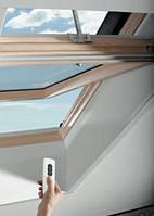 Мансардное окно RotoTroniс 114/118 см деревянное R4