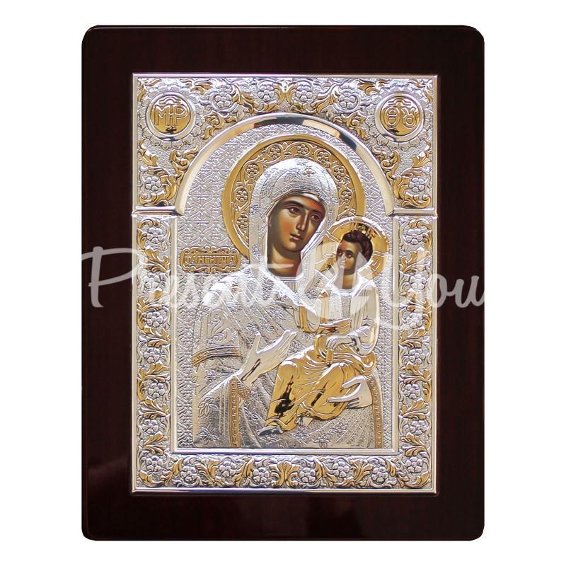 Иверская икона Божией Матери Slevori, 40,5х32 см