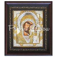 Казанская икона Божией Матери Loudaros, 42,5х37,5 см