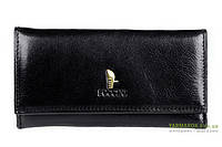 Ключница из натуральной кожи Puccini Masterpiece 16261 черного цвета