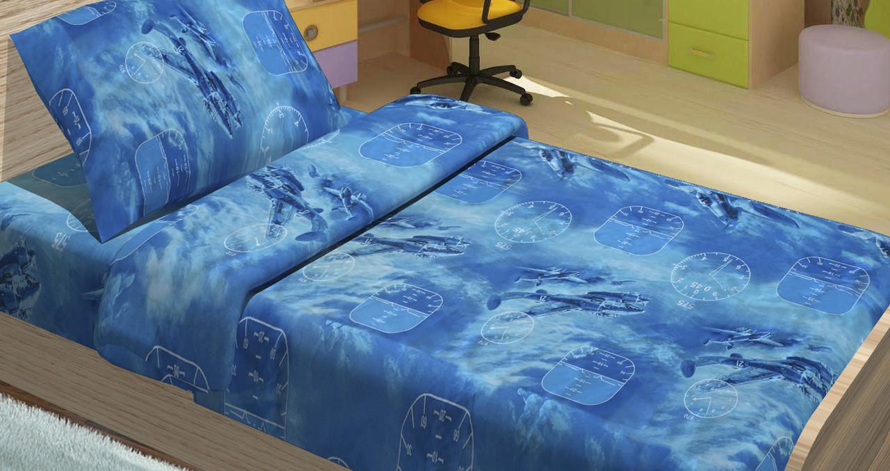 Подростковый постельный комплект «Морський бій», KidsDreams
