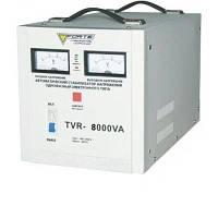 Релейний стабілізатор напруги FORTE TVR-8000VA 5600Вт