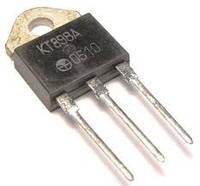 КТ898А транзистор NPN (30А 350В) 125W