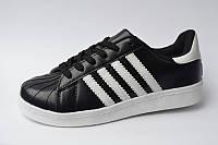Подростковые стильные кроссовки для девочек черные на белой подошве. В остатке  39,40,41р.