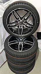 """Колеса 18"""" на Mercedes CLA-Class W176"""