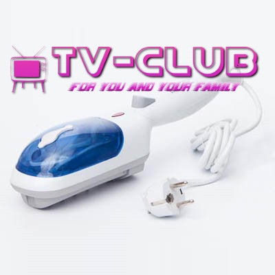 Паровой утюг-щетка Steam Brush!!! - Интернет-магазин «TV- 0db065287388d