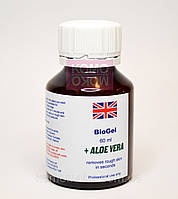 Био гель для педикюра и маникюра, bio gel, гель на фруктовых кислотах, кислотный педикюр, 60 мл, фото 1