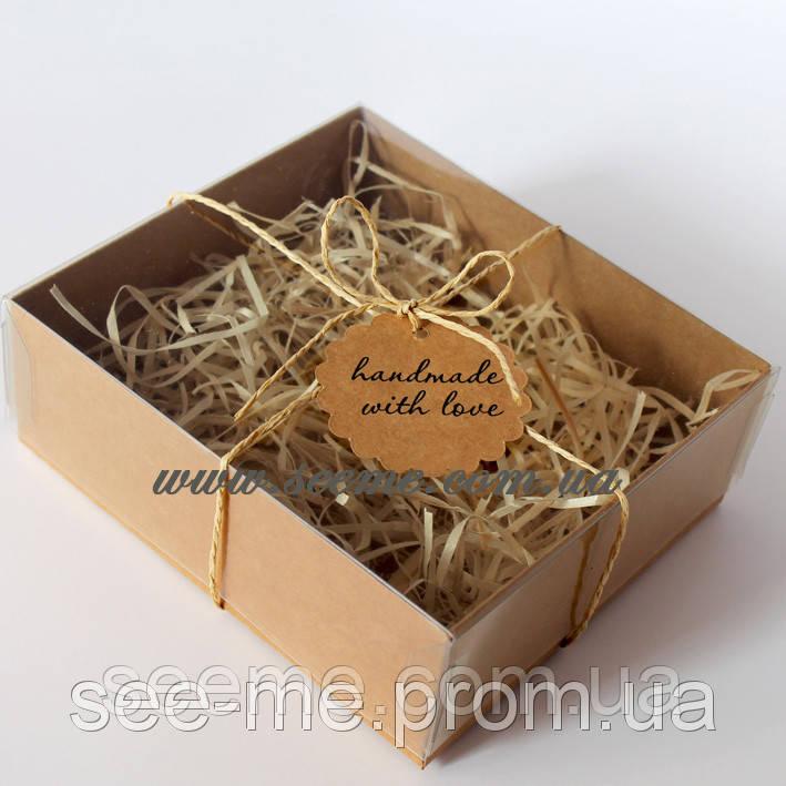 Коробка пластиковая своими руками