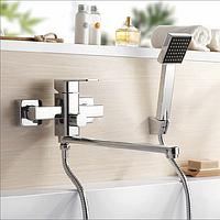 Однорычажные смесители для ванны Zegor