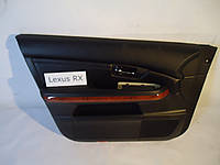 Б.У. Lexus RX300 03-08 Карта двери передняя левая Б/У