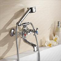 Вентильные смесители для ванны Zegor