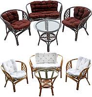 Комплект ротанговой мебели BAHAMA