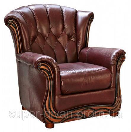 Кресло Европа (Диего коричневый)