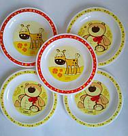 Детские тарелочки Canpol babies, детская посуда