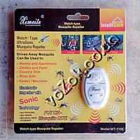 Портативный ультразвуковой отпугиватель насекомых и комаров Mosquito Repeller Ximeite MT-110