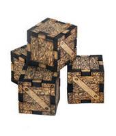 Ящики: террейны для ролевых игр (4 шт)  (Boxes: Terrains for Roleplaying Games (4 pc))