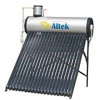 Вакуумный солнечный коллектор Altek,Гелиосистема,SP-C-20,Емкость системы, л :200