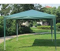 Шатёр садовый 3 х 3 м зелёный (полипропилен)