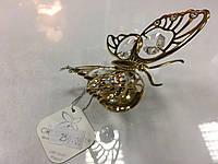 Статуэтка Crystocraft Swarovski бабочка