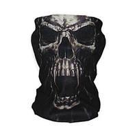 """Бафф-маска с рисунком черепа - """"Призрак"""", фото 1"""