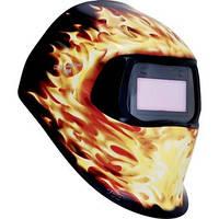 """Сварочная маска 751220 Speedglas 100 V """"Огненный"""", затемнение 3/8-12"""