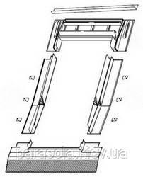 Гидроизоляционный оклад Roto для профилированных покрытий ZIE 114/140