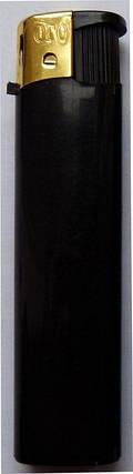 Зажигалка пластиковая с логотипом фирмы, фото 2