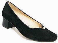 Туфли женские большого размера на каблуке, женские туфли 40-44 от производителя модель МИ929-2