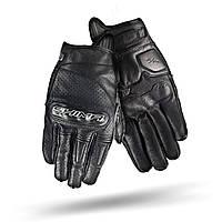 Мотоперчатки SHIMA CALIBER Black, фото 1