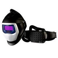 Сварочная маска 567705 Speedglas 9100 AIR V с блоком ADFLO Li-Ion