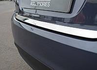Накладка на кромку багажника Chevrolet Aveo седан
