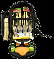Терморюкзак с набором для пикника Fish-master 4 персоны №2