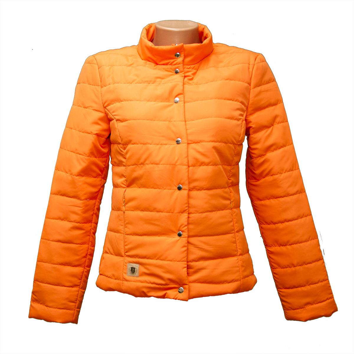 c8139c9d8ae Куртка женская весенняя производства Украина KD1375 оптом и в ...