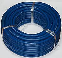 Кислородный шланг рукав 6 мм синий Safegas