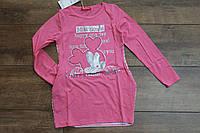 Туника с карманами для девочек 8- 12 лет , фото 1