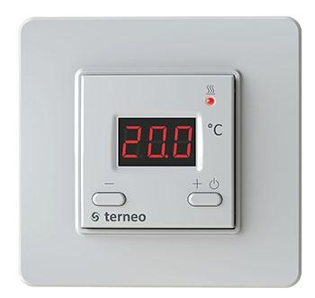 Wi-Fi терморегулятор terneo ax для тёплого пола производства Украина