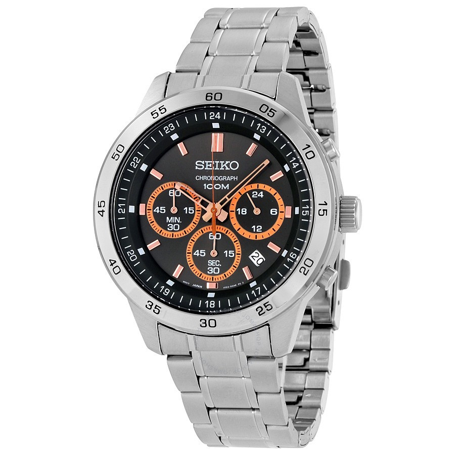 Часы мужские Seiko Chronograph SKS521