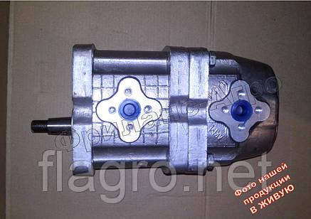 Насос шестеренный НШ 10-10 с валом под шпонку, фото 2