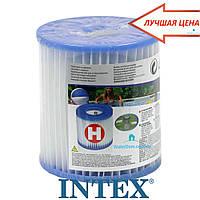 Сменный фильтр картридж H Intex 29007