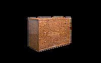 Комод классический оригинальный размер 124х52х78,5 см Виктория