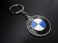 Брелок на ключи с логотипом BMW (БМВ)
