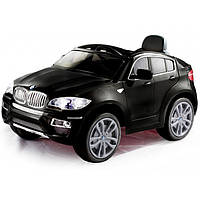 Электромобиль T-791 BMW X6 Black (117*73.5*59см), джип на радиоуправлении