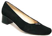 Туфли женские на каблуке 40-44, женские туфли 40-44 от производителя модель МИ929-3