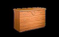Комод классический оригинальный размер 124х54х79 см Барокко
