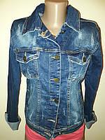 Куртка джинсовая женская Cracport 6244